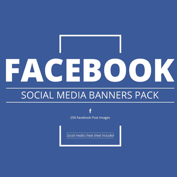 facebook банер