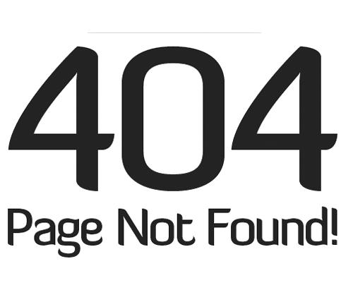 404 сторінку не знайдено